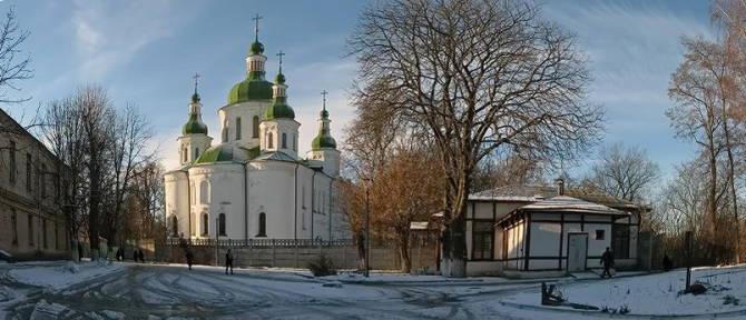 Київ: фото Кирилівської церкви