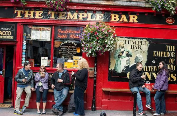 Дублін, Ірландія