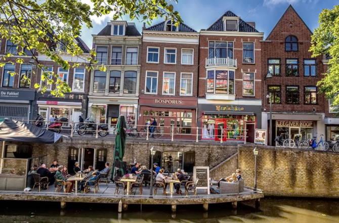 Фрісландія, Нідерланди