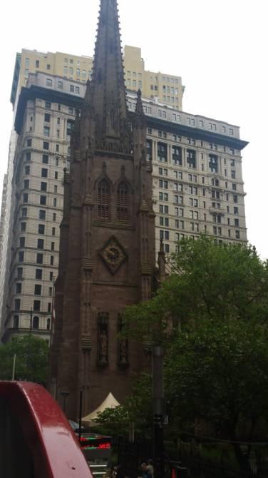 Нью-Йорк: собор Святого Патріка