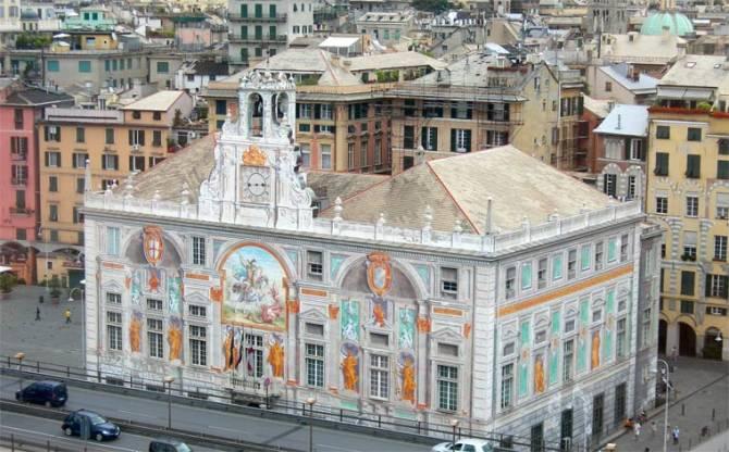 Фото: Герцогський палац Сан-Джорджо, Італія