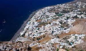 Санторіні - острів-казка в Греції