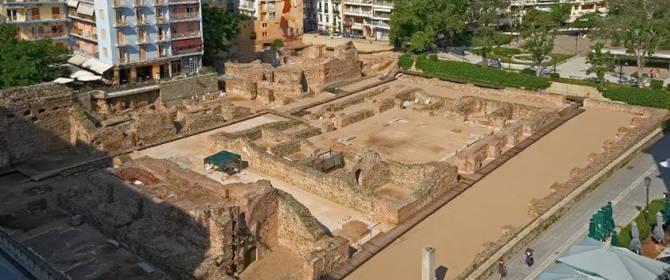 палац Галерія в Салоніках