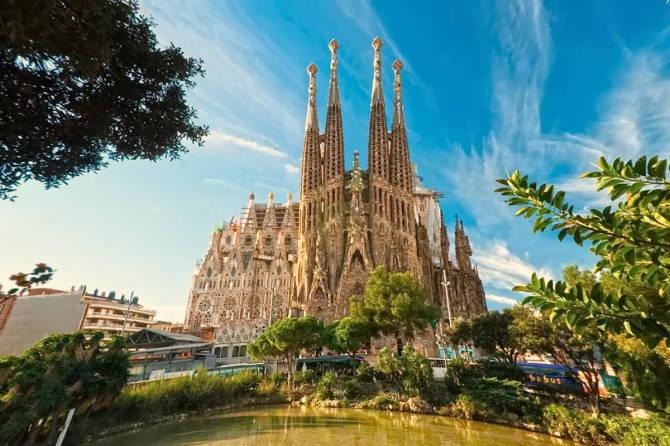 Барселона - місто закоханих