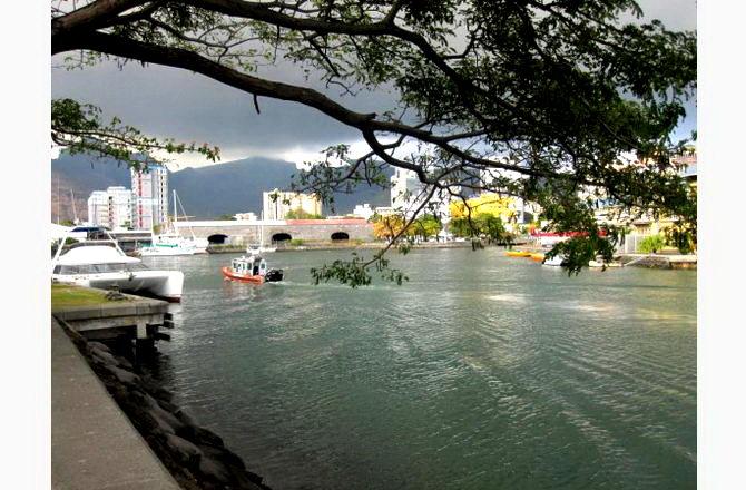 Порт Луї - столиця острова