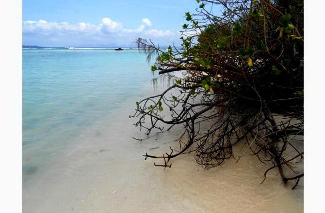 узбережжя острова Маврикій
