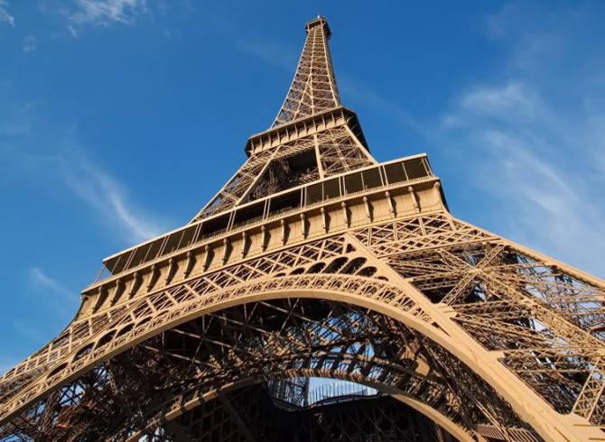 вид Ейфелевої вежі