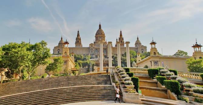 Барселона: фото музея Искусства