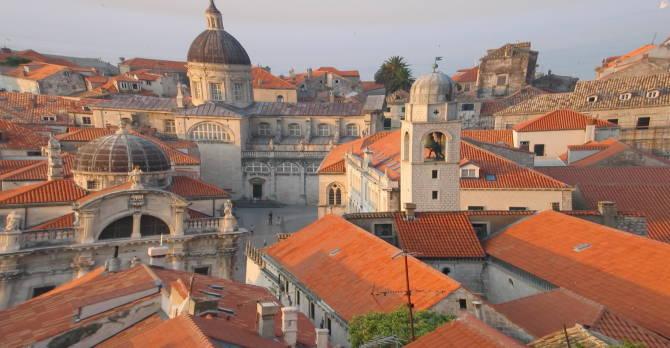 Дубровник: фото городской архитектуры
