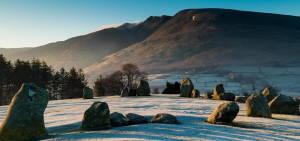 Кромлех Кастлріг (Castlerigg Stone Circle). Опис, фото та відео
