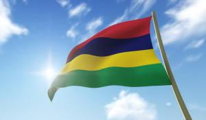 прапор Маврикія