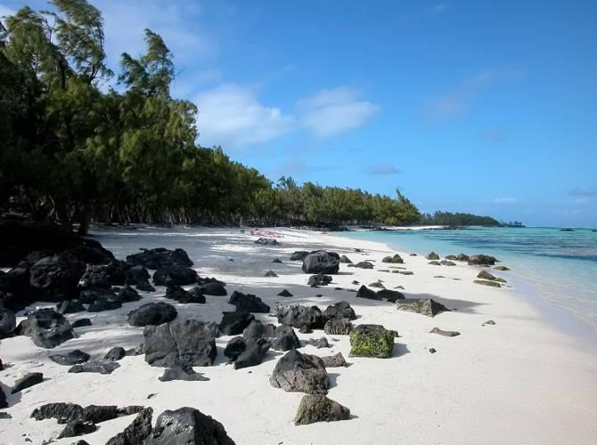 природа на острові Маврикій
