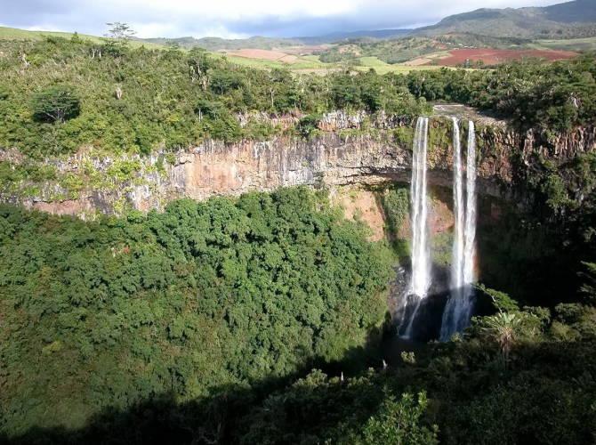 водоспад Тамарин