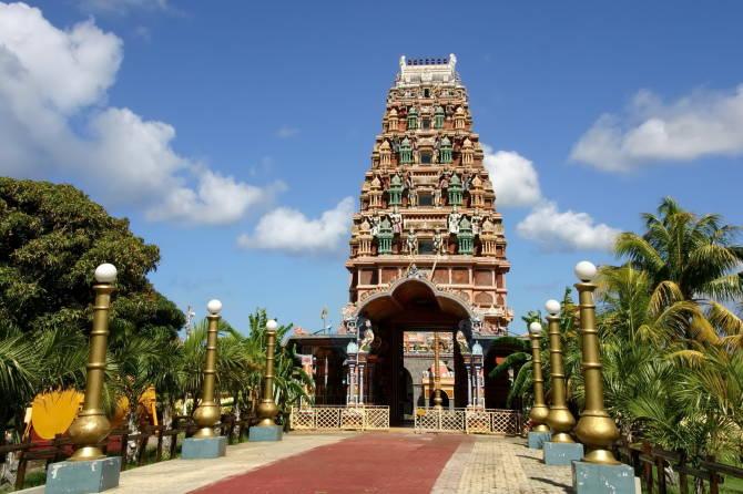 Храм в Порт-Луі