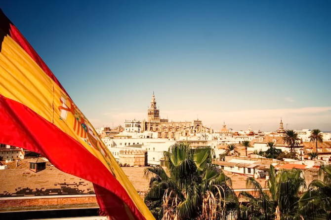 Подорож в Іспанію