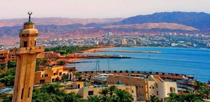 подорож в Йорданію