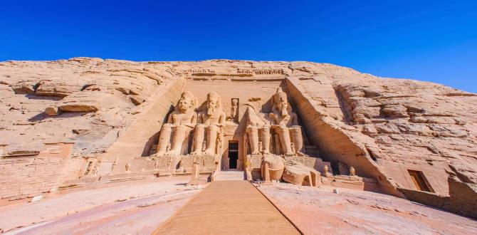 екскурсія в храм Рамзеса Великого з Асуана