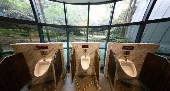 програма пошуку туалетів у Китаї