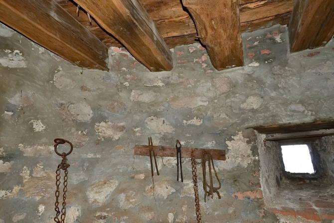 Фото: Замок Паланок. Мукачево