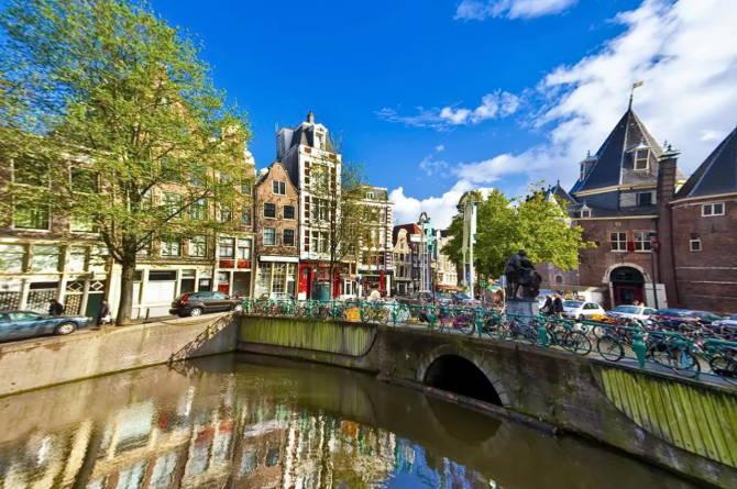 Знайомство c Амстердамом