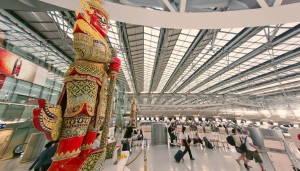 Туристів попередили про можливі черги в аеропортах Таїланду