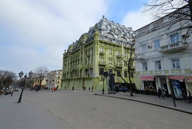 Одеса. Дерибасівська вулиця