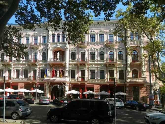 Одеський готель «Бристоль»
