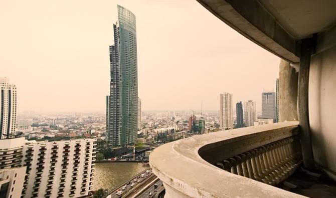 хмарочос Саторн, Таїланд
