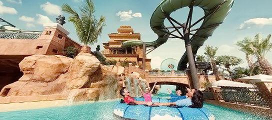 аквапарк Aquaventure в Китаї