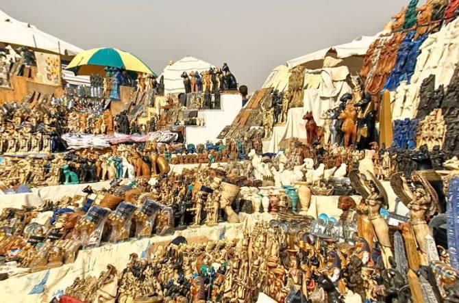 сувеніри Єгипту