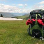 Выбор рюкзака для похода