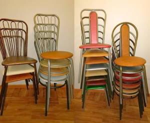 Четыре критерия выбора кухонных стульев и табуретов
