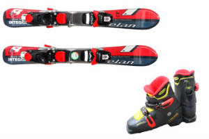 лыжи для катания