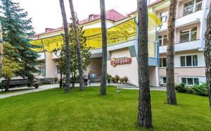 Лечение в санатории Солнечный
