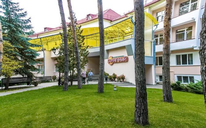 санаторий Солнечный в Белоруссии