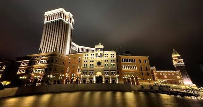 Venetian найбільше казино у світі