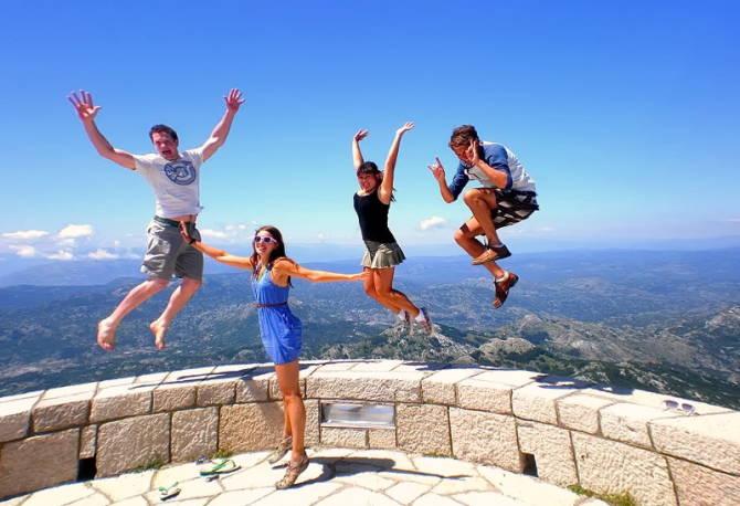 дивовижна Чорногорія