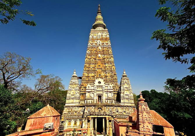 Храм Махабодхі