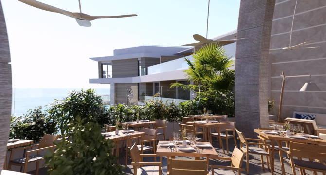 готель Amara на Кіпрі