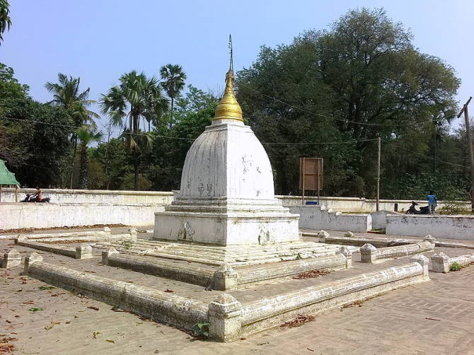 Пагода Мінгун