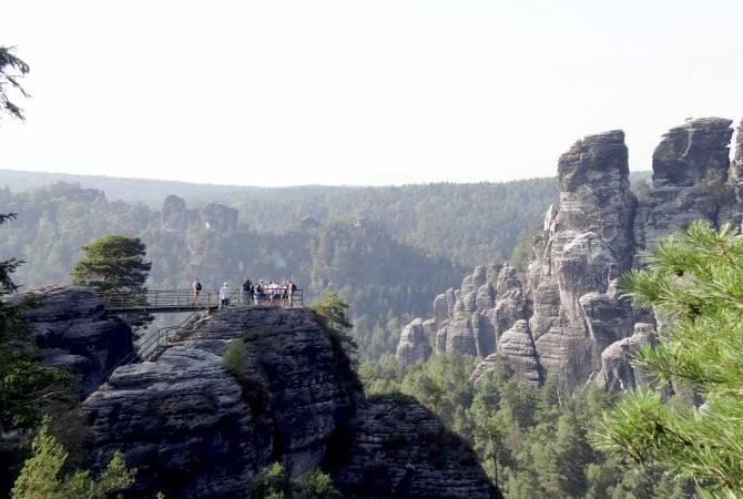 Вид на національний парк