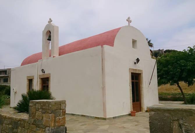 Ще одна церква у Балі
