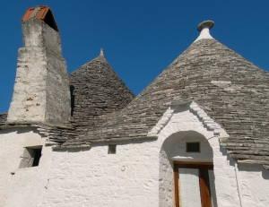 Труллі Альберобелло - будиночки гномів в Італії