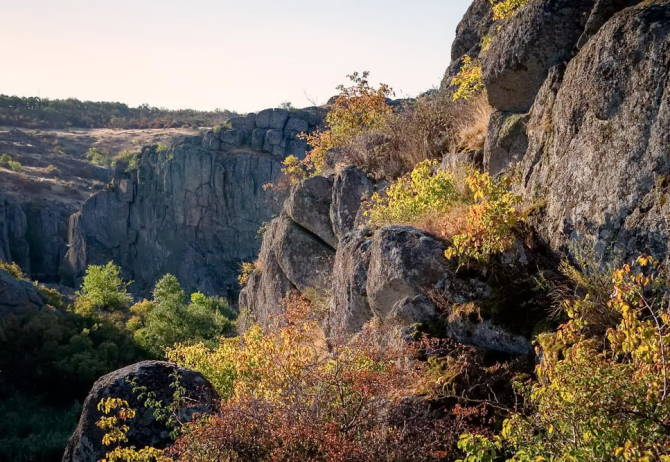 Гранд Каньйон по українськи :)