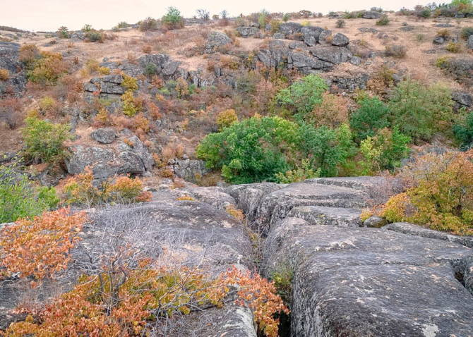 Арбузинський каньйон