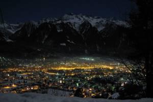 Австрійське місто Блуденц (Bludenz)
