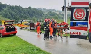 Блискавка ударила в групу туристів: 5 загиблих і більше 100 поранених