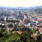 Чилі. Темуко – місто в провінції Каутін