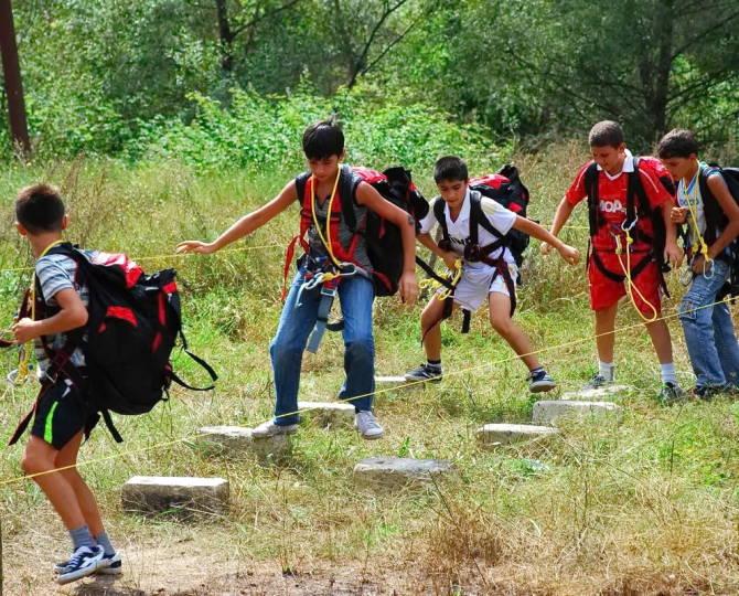 підготовка дітей для туристичного походу