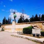 Фермопіли і місце битви 300 спартанців в наші дні